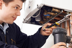 only use certified Stockton heating engineers for repair work